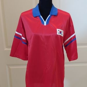 SOUTH KOREA 2002 World Cup Home Jersey